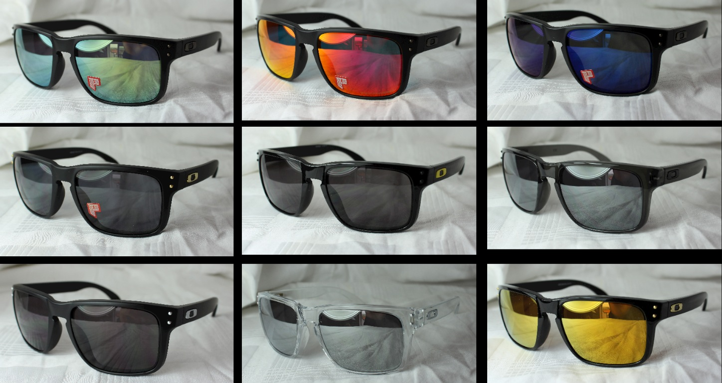 oakley sunglasses models  ORIGINAL OAKLEY SUNGLASSES OO 9102 HOLBROOK NEU Various Models