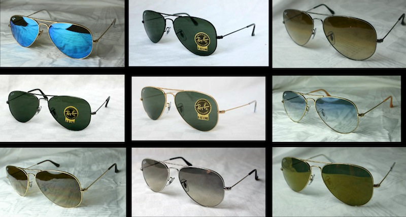 how to check original ray ban glasses  ORIGINAL RAY BAN AVIATOR - PILOT GROOVE - RB 3025 NEW