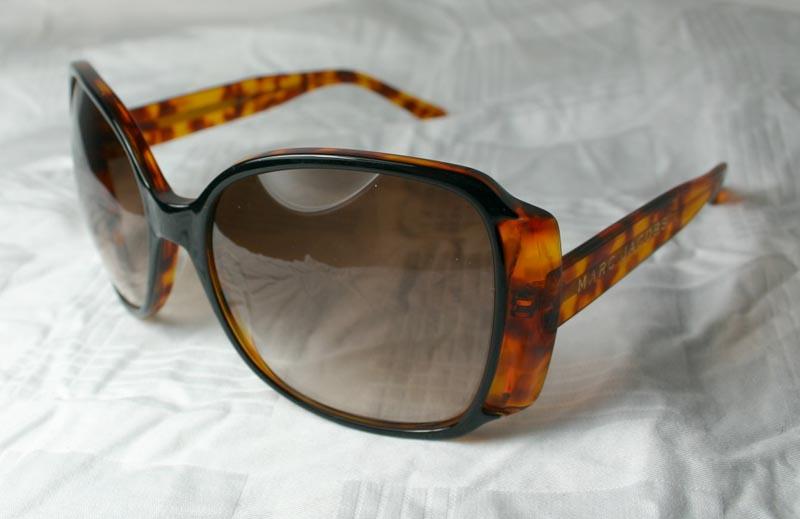 marc jacobs designer sunglasses mj 121 s wu3 s2 new ebay. Black Bedroom Furniture Sets. Home Design Ideas