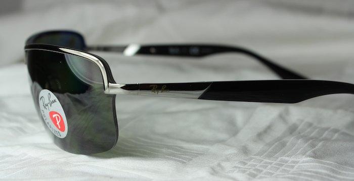 ray ban sonnenbrille mit sehstärke schriftzug