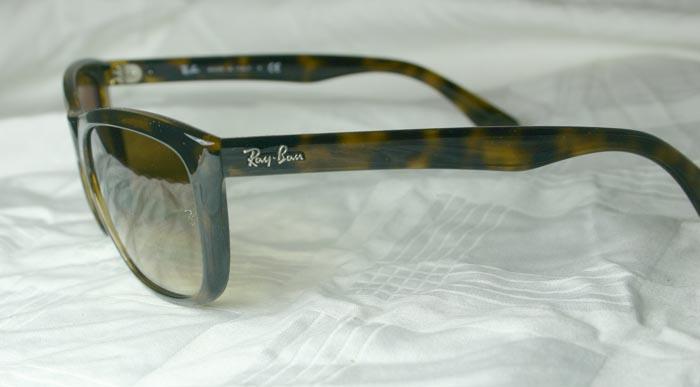 Ray Ban Aufkleber Brillenglas Cepar