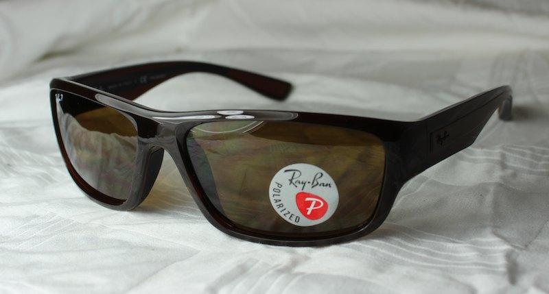 ray ban polarisiert sonnenbrille