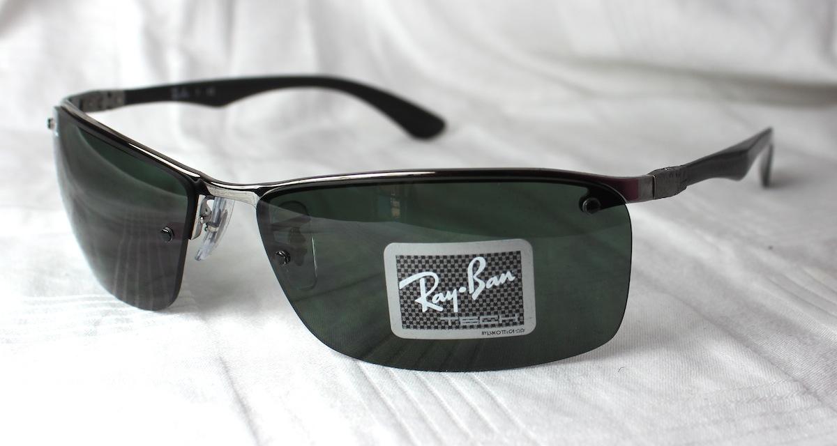 original ray ban sonnenbrille carbon tech rb 8315 neu. Black Bedroom Furniture Sets. Home Design Ideas