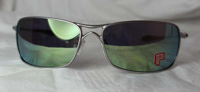 70e30fd662 Oakley Crosshair Emerald Iridium « Heritage Malta
