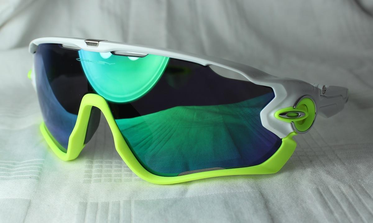 Oakley Jawbreaker Green