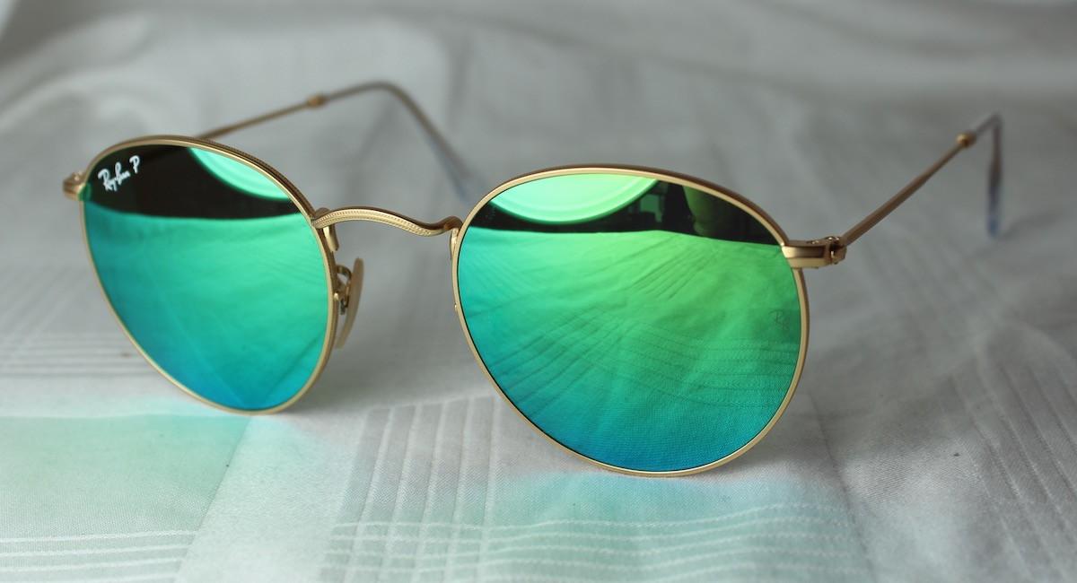 original sunglasses  ORIGINAL RAY-BAN SUNGLASSES RB 3447 NEW Size 47 + 50