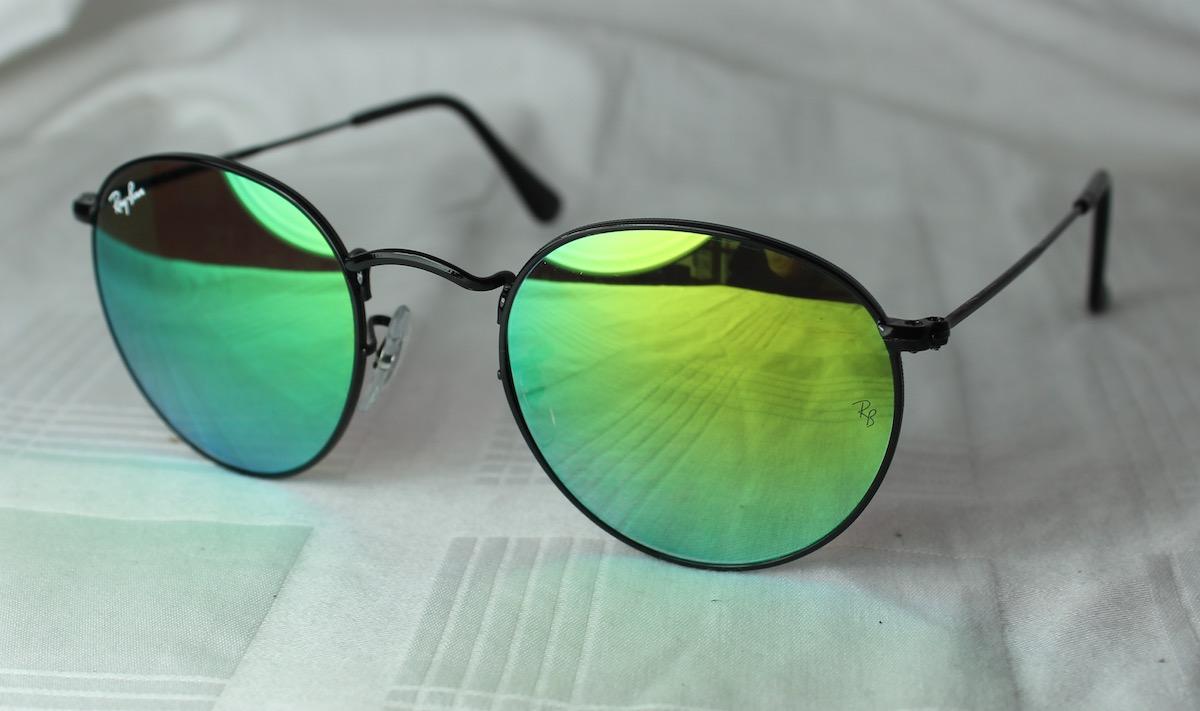 original ray ban sunglasses rb 3447 new size 47 50 ebay. Black Bedroom Furniture Sets. Home Design Ideas