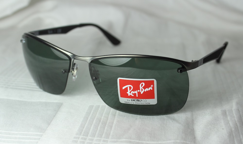 ray ban sonnenbrille rb 3550 diverse modelle polarisiert. Black Bedroom Furniture Sets. Home Design Ideas