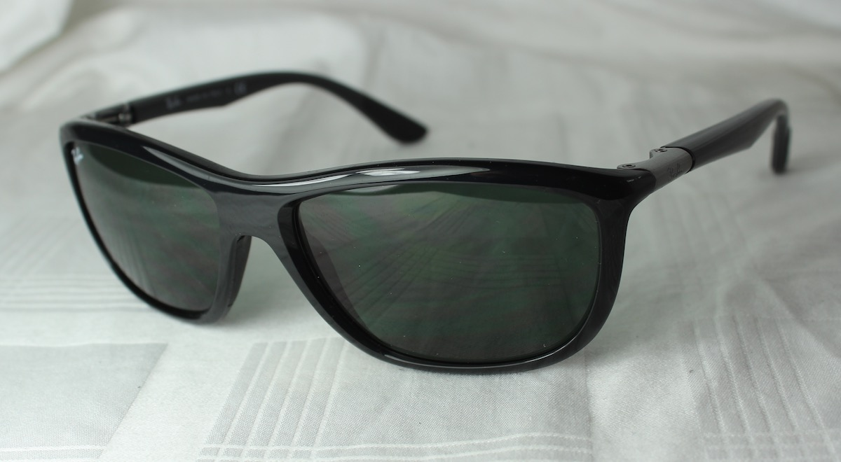 ray ban brille polarized