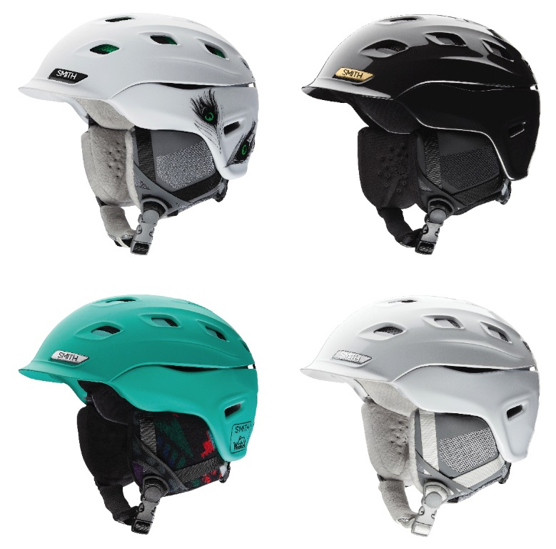Smith Optics Helmet Vantage Woman`s Ski Helmet Snowboard Helmet Helmet NEW e38ef4d916