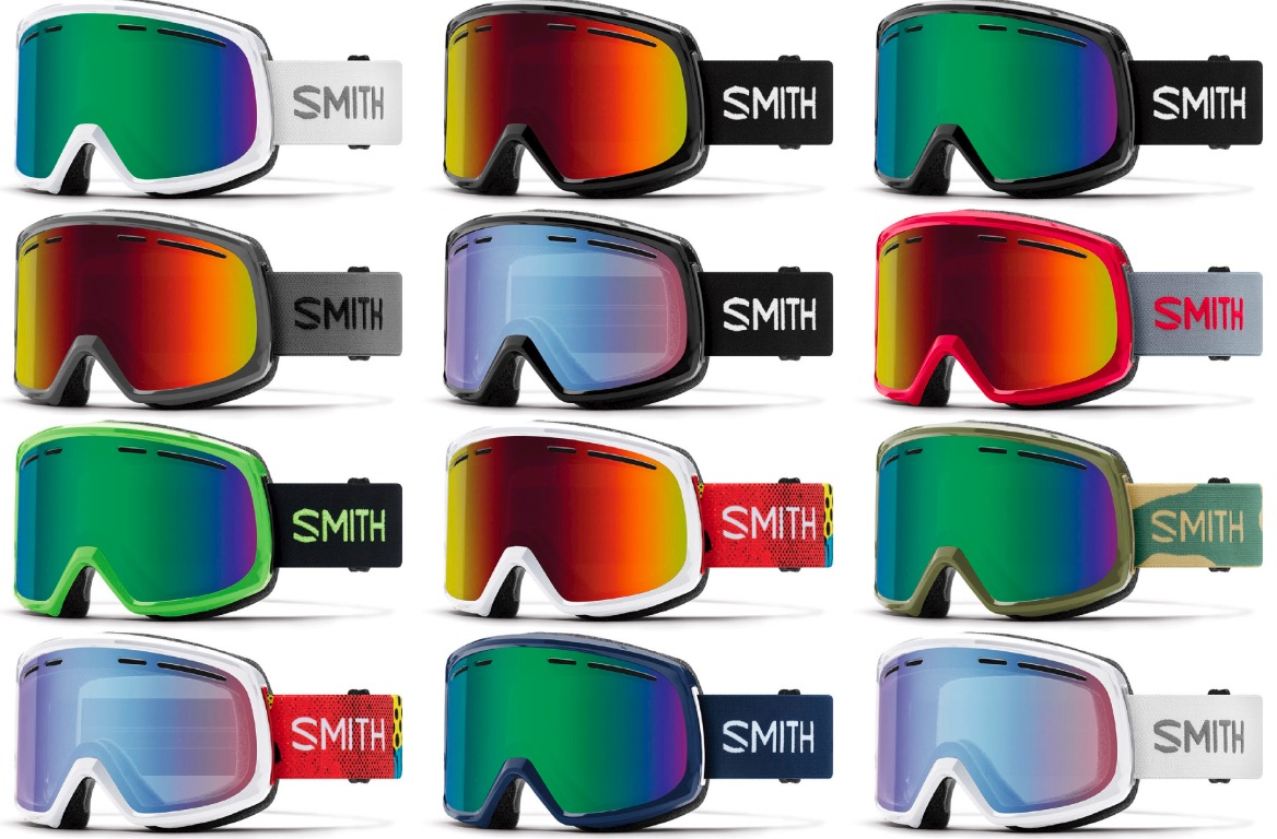 66add0d751f Smith Optics Range SKI SNOWBOARD GOGGLES VARIOUS MODELS NEW