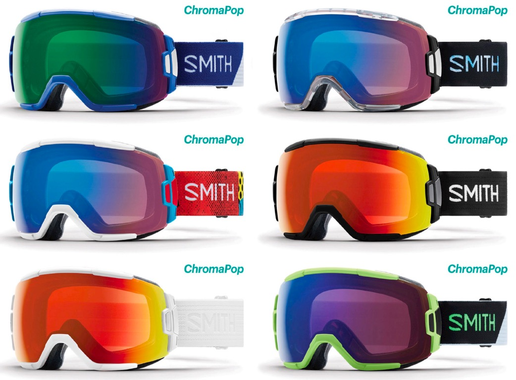f48c5dacae6 From United KingdomBrand  SmithGender  Men. Smith Optics vice Ski Snowboard  Goggles Chromapop New