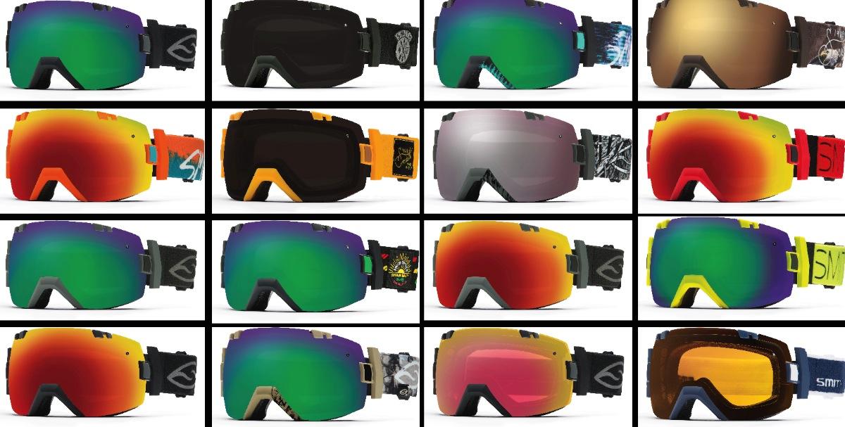 fb1cc8bede Details about Smith Optics I   Ox Ski Goggles - Snowboard Goggles - Goggle  - New