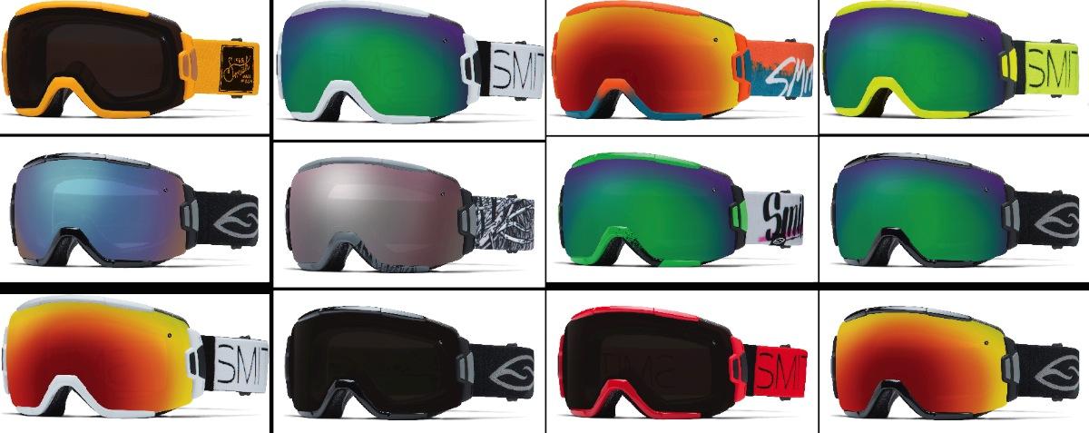 319b568218938 Smith Optics Vice Ski Goggles - Snowboard Goggles - Goggle - NEW
