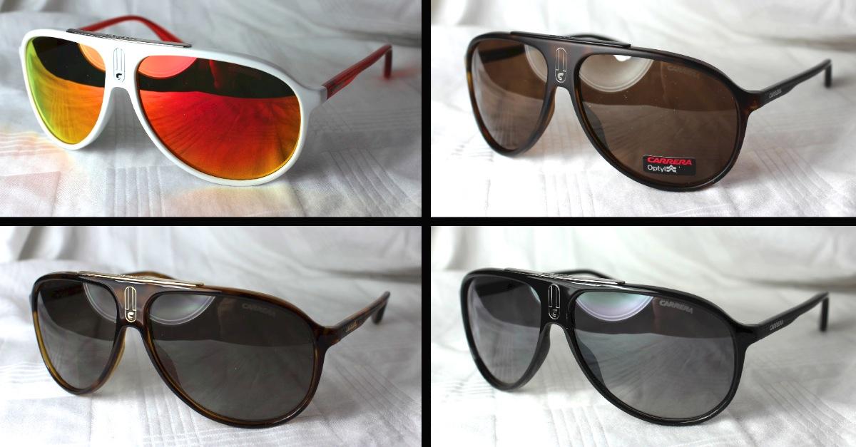 8bd4b4e76c Original Carrera Sunglasses Ca 6015 New Diverse Colors