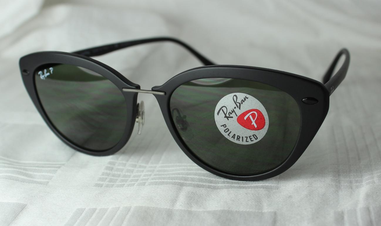 250d7524e980 ... where can i buy ray ban sunglasses rb 4250 601 s 58 new black polarized  1a1e7