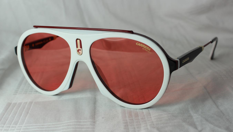 62e3cc86e0 Carrera Sunglasses Special Edition Ca Flag 7DM W9 New 762753782885 ...