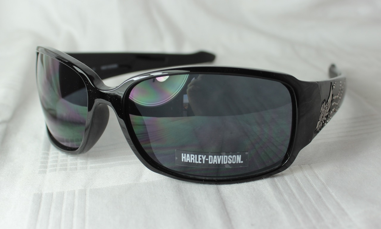 harley davidson sonnenbrille 8001s c33 neu schwarz ebay. Black Bedroom Furniture Sets. Home Design Ideas