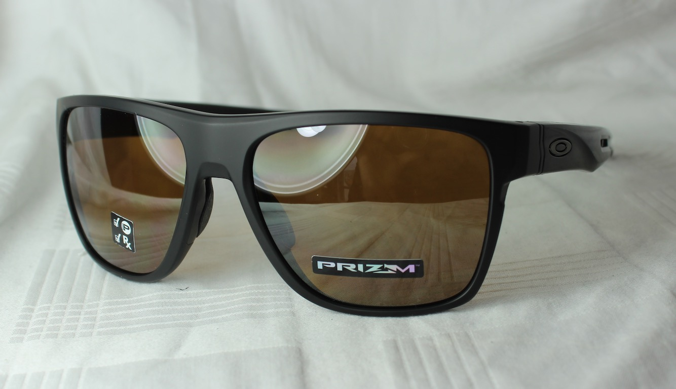5e181cc5c13 Oakley Oo 9360-06 Crossrange XL Black - Prizm Tungsten Polarized New ...