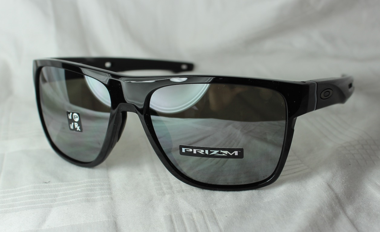 458d052d41 Oakley Oo 9360-07 Crossrange XL Black - Prizm Black Polarized New ...